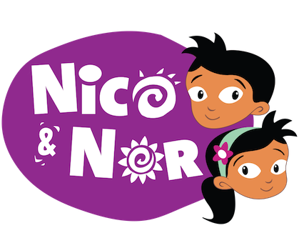 Nico and Nor logo